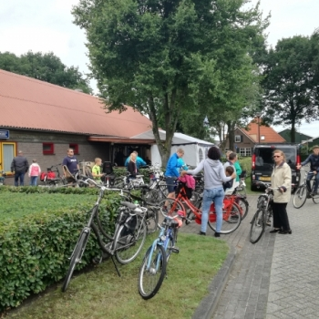 4 drukte fietstocht 272017