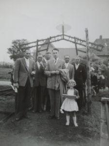 "Officiële opening Speeltuin ""Ons Veilig Plekje"", 22 mei 1960"