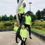 Sporten in Vledderveen