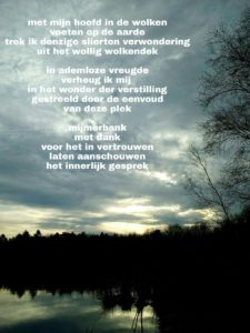 Mijmergedicht (Petra van den Berg)