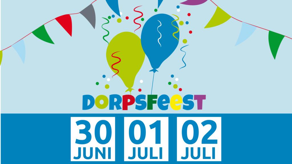 Dorpsfeest Vledderveen 2017