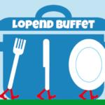 Meld je voor 8 mei aan voor het Lopend buffet van 21 mei
