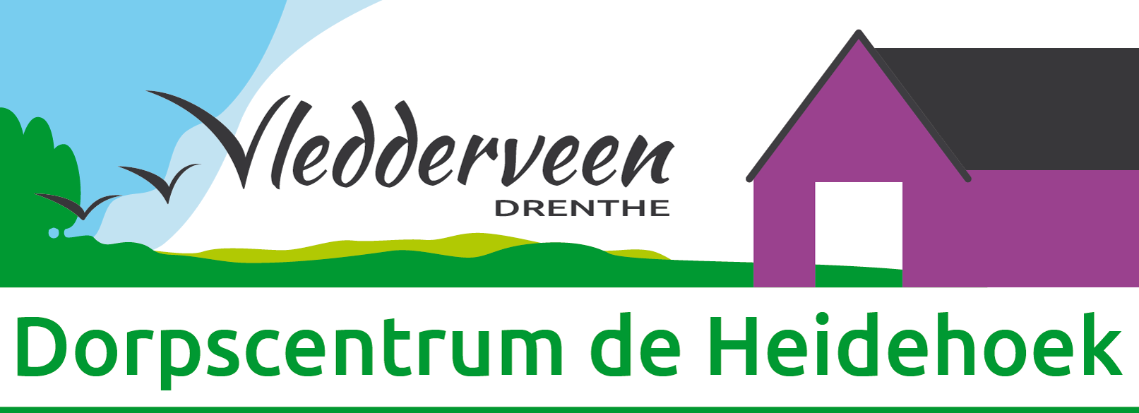 Mededeling van het stichtingsbestuur van Dorpshuis de Heidehoek 1