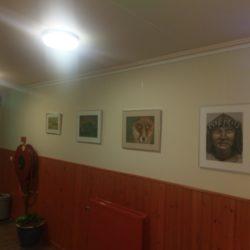 Nieuwe presentatie in dorpscentrum de Heidehoek