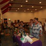 Het open atelier in ons dorpshuis was een daverend succes!